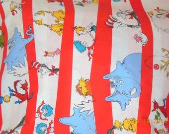 Dr. Seuss Pillowcase