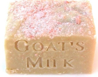 Patchouli  - Cold Processed - Organic Goat Milk Soap Complexion Bar