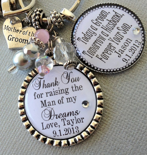 PERSONALIZED Mother Of The BRIDE Gift MOTHER Of The Groom