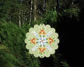Norwegian Garden art