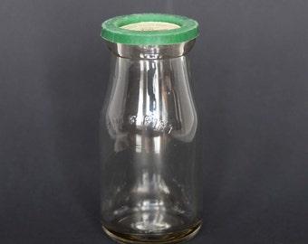 Vintage Bettesworth Dairy Half Pint Milk Bottle