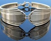 Spoon Bracelet (All Sizes) Paris Pattern Art Deco