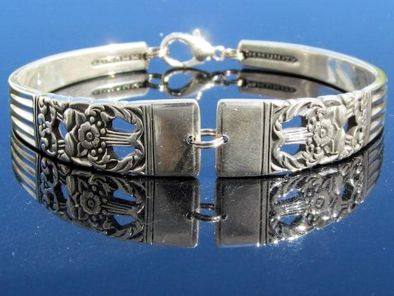 Spoon Bracelet (Large) Coronation