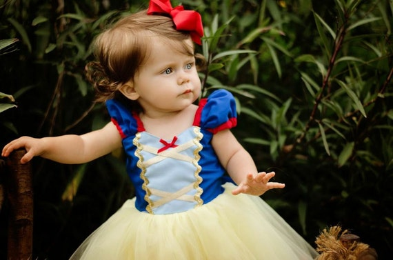 Snow White Costume For Baby Snow White Costume Dress Girls