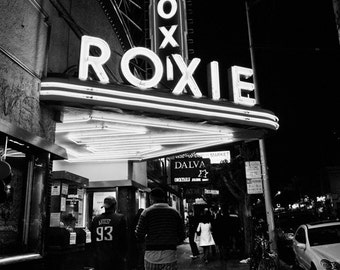 The Roxie - 6x9 Matted Print