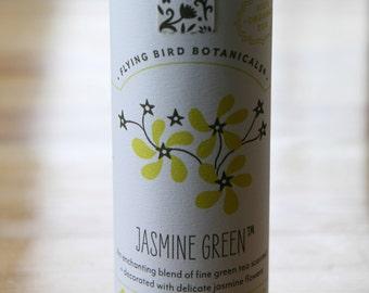 0423 Jasmine Green tea, organic loose leaf tea