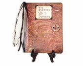 Hexes and Potions Notebook, Fun Halloween Journal, Paris Witch Book of Hexes