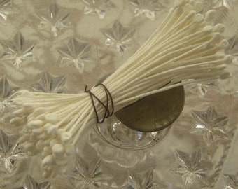 Millinery Flower Stamen Made In Germany Flower Peps 100 Stems Style 87-5