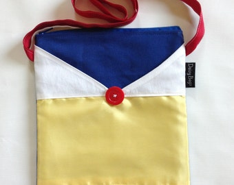 Snow White inspired Bag-autograph book bag