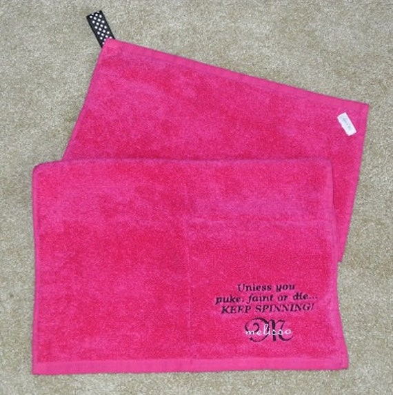 Best Gym Workout Towels: Personalized/Inspirational Pocket Workout Sweat Towel Gym
