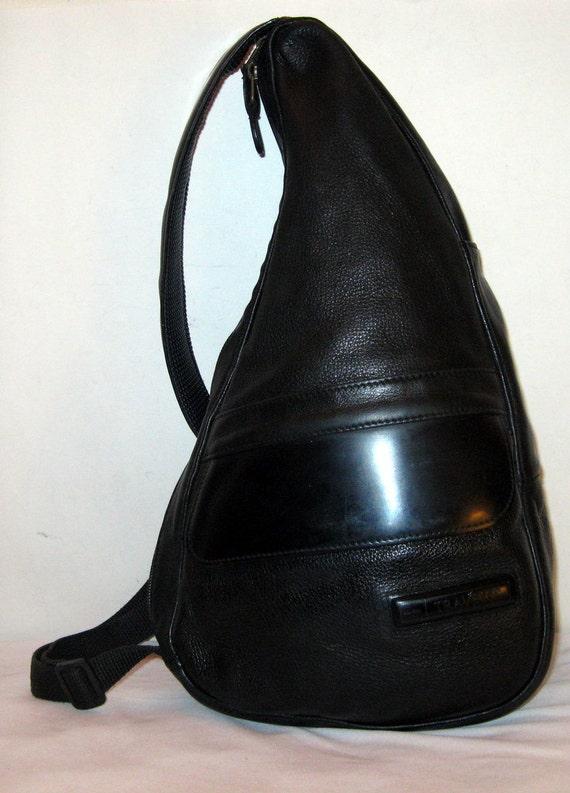 Ll Bean Traveler Ergonomic Healthy Back Sling Bag By