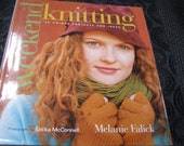 Weekend Knitting - 50 Unique Projects and Ideas by Melanie Falick Fabulous Book for Knitters