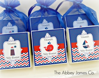 Popular items for nautical party favor on Etsy