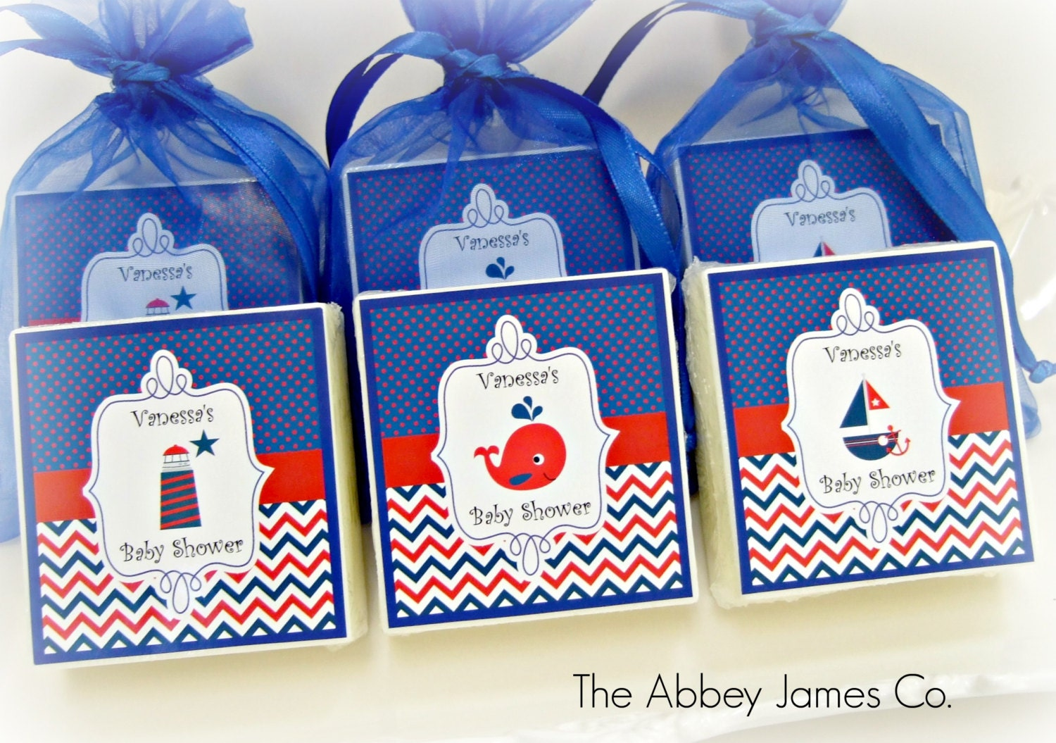 Baby Shower Favors Nautical Theme ~ Nautical baby shower favors party