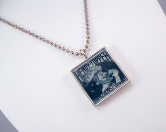Alchemist HEADY TOPPER Necklace on Ball Chain for your FAVORITE Beer Geek! Beer Gifts - Hop Head Accessories