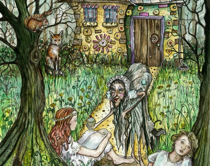 hansel and gretel show feminism Falling short of feminism: why modern retellings of fairy tales perpetuate negative stereotypes of the the witches/sorceresses of rapunzel, hansel and gretel.