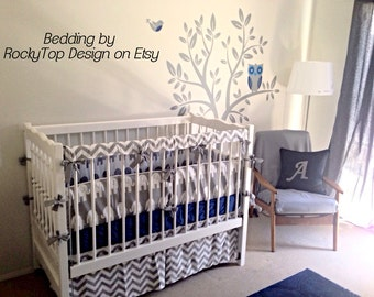 Crib Teething Guard, Crib Rail Covers Protectors - Long and Short Sides
