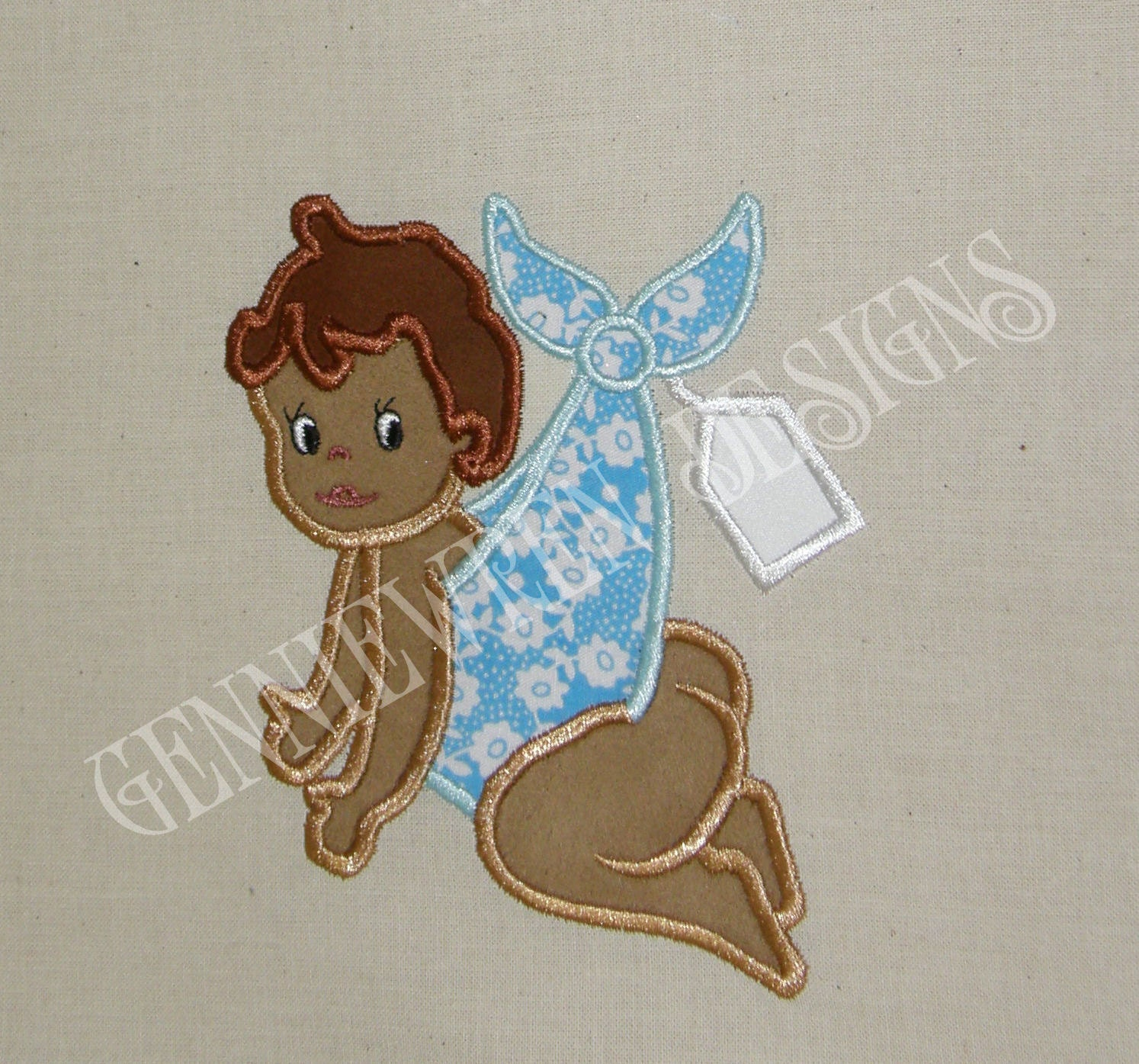 Applique vintage baby machine embroidery designs for 5x7 for Applique vintage