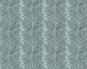 Parson Gray Unisex Fabric Curious Nature Coral Reef in Dark Water 1/2 Yard