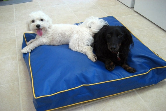 100 waterproof dog pillow cushion cover dig proof cover dog for Dog proof pillows