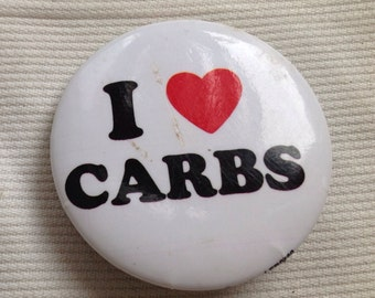 Ditch the diet and love your carbs with this statement pin