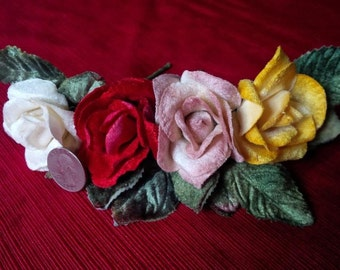 Velvet Rose Weddings Millinery