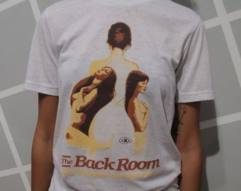 Kokorokoko X Odd Obsession Back Room Collaboration Porn VHS T-shirt
