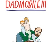 Father's Day - Dadmobile