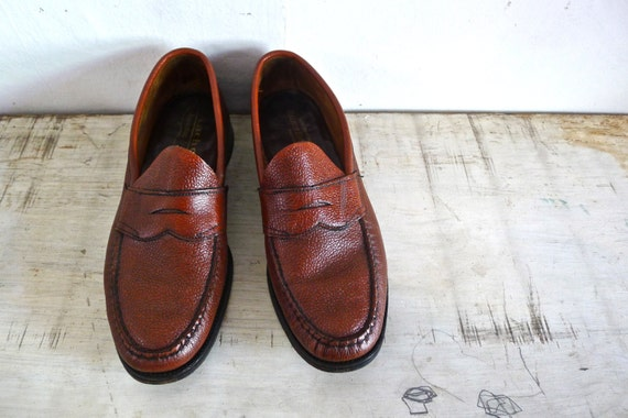 bespoke penny loafers. 1940s. 1950s. by evolutionnow on Etsy