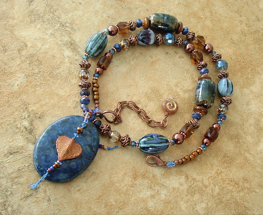 Boho Necklace Southwest Jewelry Cowgirl Bohemian Style