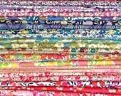 Liberty Fabric Tana Lawn - The Ultimate Scrap Pack - 20 Fabrics
