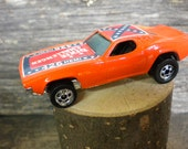 1981 Hot Wheels Dixie Challenger