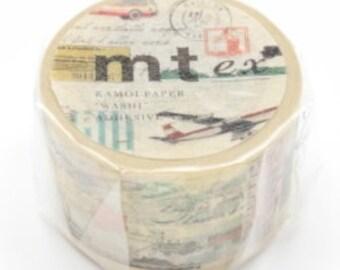 2013 A/W mt ex masking tape - transport - single