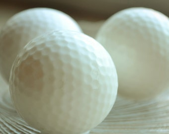 Golf Ball Soap - Gift for Men - Men's Soap - Gift for Him - Fathers Day Soap