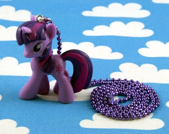 Twilight Sparkle Necklace My Little Pony