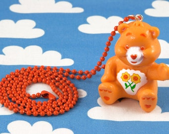 Care Bears Necklace Friend Bear