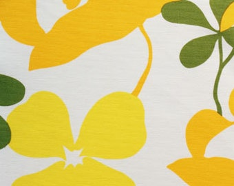 Sophia in Citrus Home Decor Fabric by Alexander Henry - 1 Yard