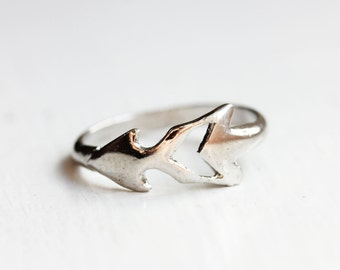 Silver Arrow Ring, Arrow Ring