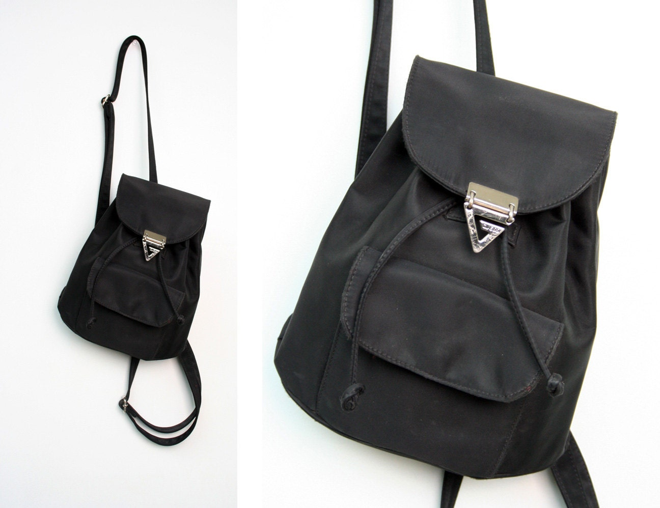 5daefbc465dc Backpack Purse Black Nylon   Stanford Center for Opportunity Policy ...
