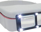 Quasar LED Lighting Attatchment for Optivisor