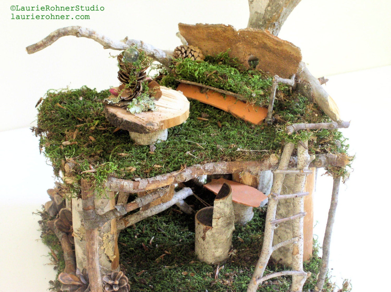 Woodland Fairy House Loft
