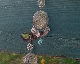 Oaxaca Collection: Disc earrings