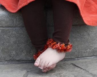 Autumn Baby Leg Warmers