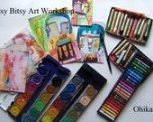 Class - Itsy Bitsy Art Workshop