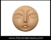 Mold No.120 (Flatter Full moon Face with Opened Big eyes) by Veronica