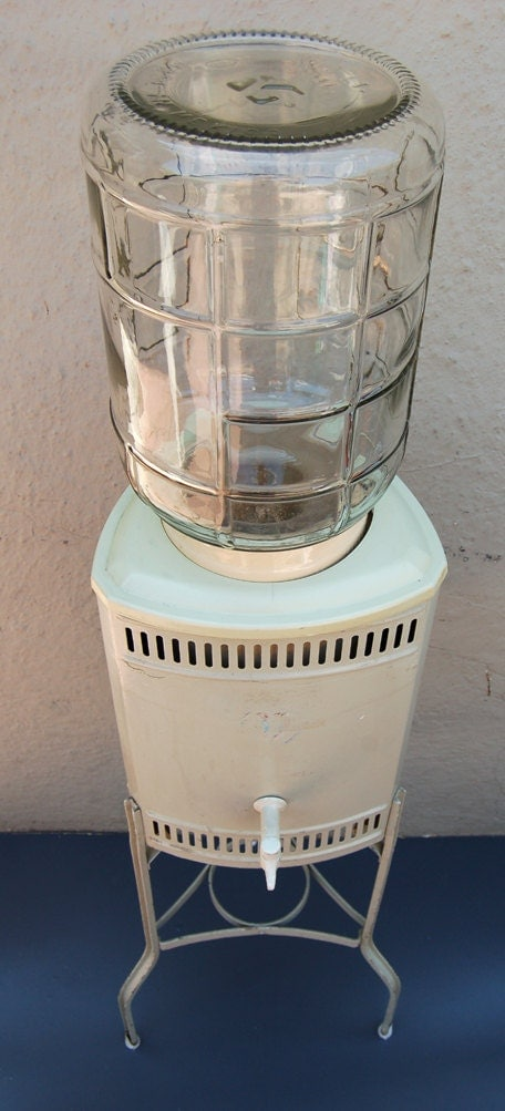 Vintage Arrowhead 5 Gallon Water Cooler Dispenser