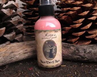 Rita's Run Devil Run Spiritual Mist - Pagan, Magic, Hoodoo, Witchcraft, Juju