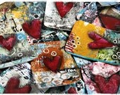 You Are Loved Art Cards