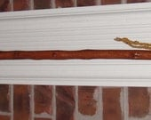 Crooked Man's Sweet Gum Hiking Stick 44 Inches