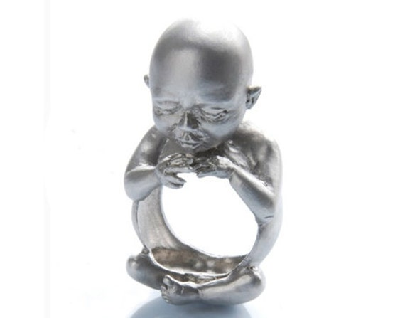 Baby Ring (Comes with Climbing Man Pin Gift )